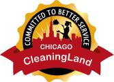 Chicago CleaningLand Inc Retina Logo